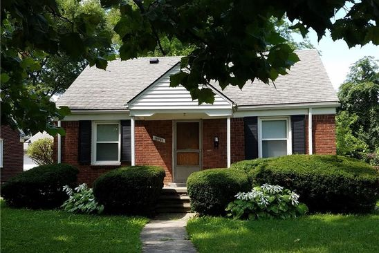 2 bed 1 bath Single Family at 12631 Asbury Park Detroit, MI, 48227 is for sale at 20k - google static map