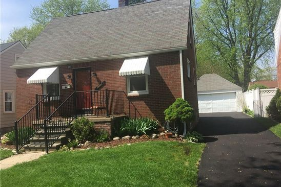 3 bed 2 bath Single Family at 25900 HANOVER ST DEARBORN HEIGHTS, MI, 48125 is for sale at 85k - google static map
