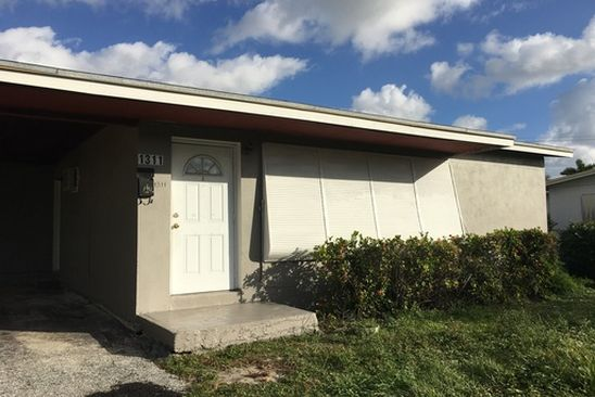 2 bed 1 bath Single Family at 1311 11TH CT WEST PALM BEACH, FL, 33401 is for sale at 135k - google static map