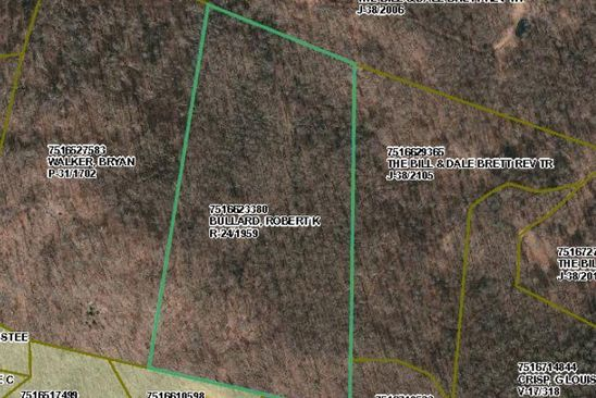 null bed null bath Vacant Land at 00 Road 1504 Franklin, NC, 28734 is for sale at 52k - google static map