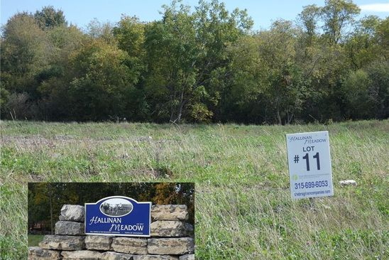 null bed null bath Vacant Land at 4354 Hallinan Dr Onondaga, NY, 13215 is for sale at 80k - google static map