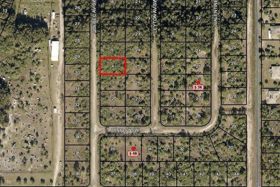 null bed null bath Vacant Land at 2723 QUEBEC AVE SW PALM BAY, FL, 32908 is for sale at 7k - google static map