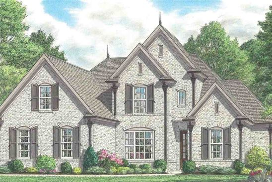 5 bed 3 bath Single Family at 615 GLENSHEE DR ROSSVILLE, TN, 38066 is for sale at 450k - google static map