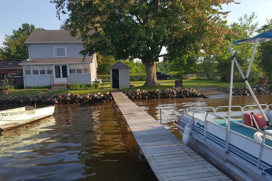 Waterfront Homes For Sale In Dexter Mi