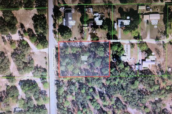 null bed null bath Vacant Land at 4842 W NESTER CT HOMOSASSA, FL, 34446 is for sale at 13k - google static map