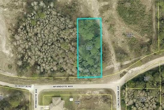 null bed null bath Vacant Land at 130 Wyandotte Way Alva, FL, 33920 is for sale at 12k - google static map
