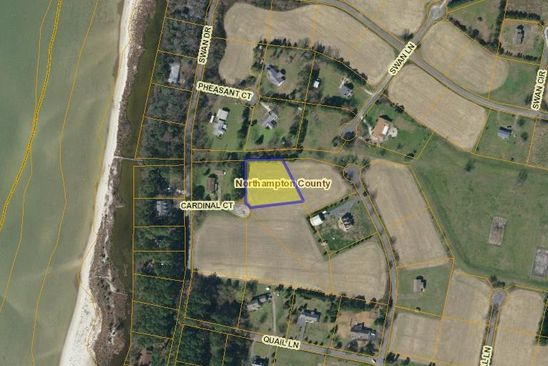 null bed null bath Vacant Land at  Cardinal Ct Machipongo, VA, 23405 is for sale at 40k - google static map