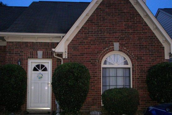 3 bed 2 bath Townhouse at 1612 Smokehouse Dr Cordova, TN, 38016 is for sale at 129k - google static map
