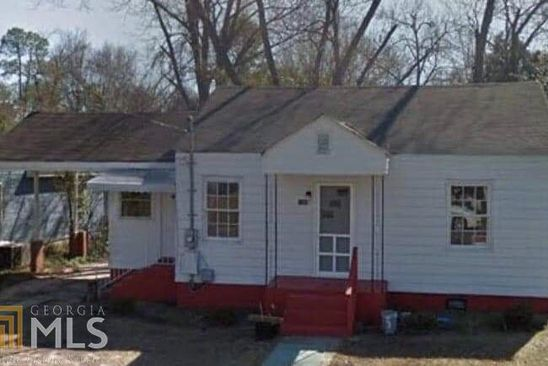 2 bed 1 bath Single Family at 1282 Hartley St Macon, GA, 31206 is for sale at 15k - google static map