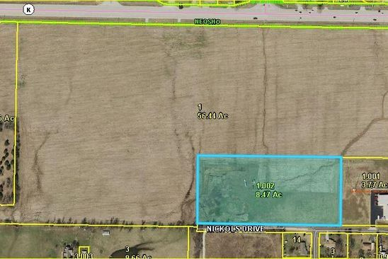 null bed null bath Vacant Land at  Tbd Nickols Dr Neosho, MO, 64850 is for sale at 120k - google static map