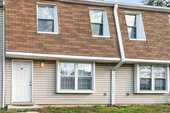 2 bed 2 bath Townhouse at 42 Beau Rivage Dr Glassboro, NJ, 08028 is for sale at 110k - google static map