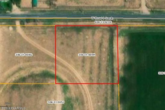 null bed null bath Vacant Land at 00 W Rd 1 S Chino Valley, AZ, 86323 is for sale at 69k - google static map