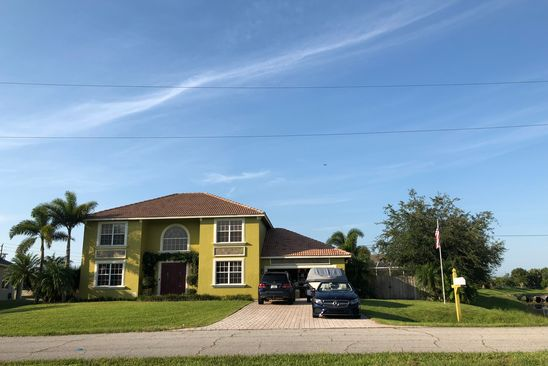 4 bed 4 bath Single Family at 543 SE NOME DR PORT SAINT LUCIE, FL, 34984 is for sale at 439k - google static map