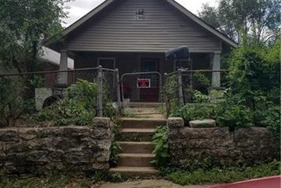 2 bed 1 bath Single Family at 6837 E 13TH ST KANSAS CITY, MO, 64126 is for sale at 50k - google static map
