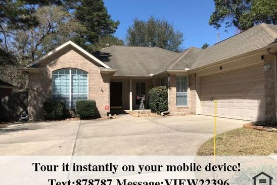 3 bed 2 bath Single Family at 23 S Misty Canyon Pl Conroe Tx Conroe, TX, 77385 is for sale at 250k - google static map