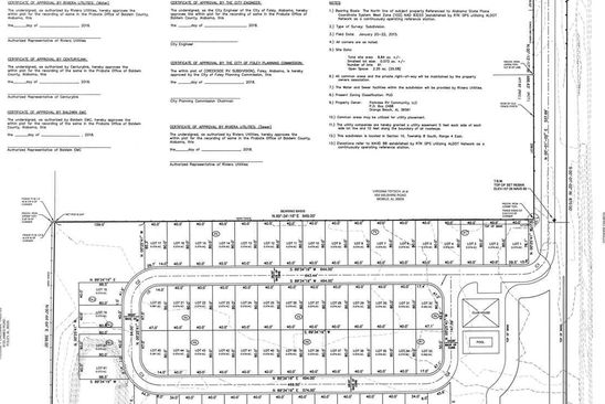 null bed null bath Vacant Land at  Creekside Foley, AL, 36535 is for sale at 70k - google static map