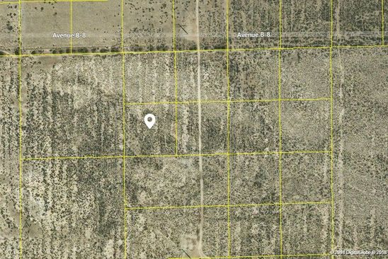 null bed null bath Vacant Land at 0 W Vic/Vac 106th St Antelope Acres, CA, 93536 is for sale at 15k - google static map