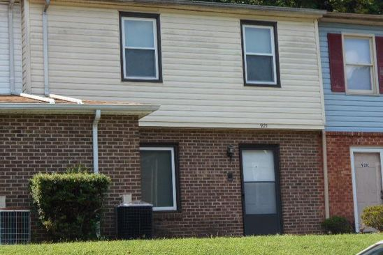 2 bed 2 bath Townhouse at 921 SPRINGFIELD RD DANVILLE, VA, 24540 is for sale at 30k - google static map
