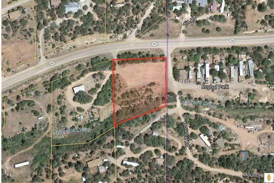 null bed null bath Vacant Land at 330 Nm Route 50 Glorieta, NM, 87535 is for sale at 80k - google static map