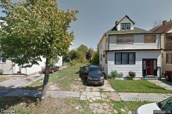 0 bed null bath Vacant Land at 93 Clarence Ave Buffalo, NY, 14215 is for sale at 8k - google static map