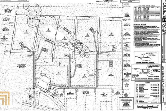 null bed null bath Vacant Land at 0 Spear Cir Newnan, GA, 30276 is for sale at 70k - google static map