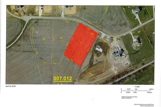null bed null bath Vacant Land at 7426 Conner Ln Edwardsville, IL, 62025 is for sale at 75k - google static map