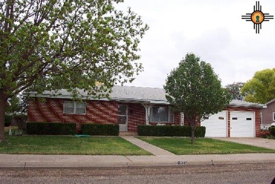 3 bed 2 bath Single Family at 711 S ELGIN AVE PORTALES, NM, 88130 is for sale at 110k - google static map
