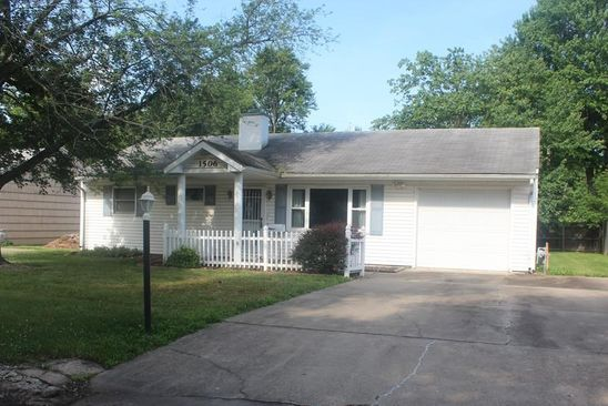 3 bed 1 bath Single Family at 1506 ROBINSON ST DANVILLE, IL, 61832 is for sale at 48k - google static map