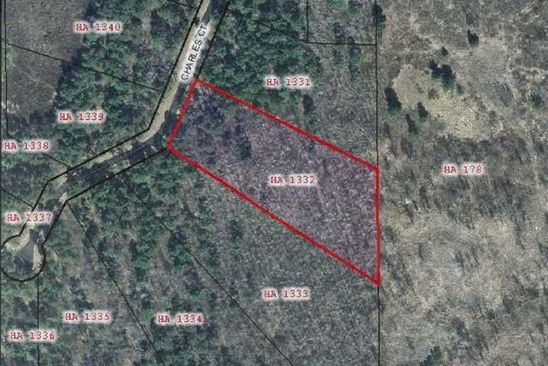 0 bed null bath Vacant Land at  Charles Ct Hazelhurst, WI, 54531 is for sale at 29k - google static map