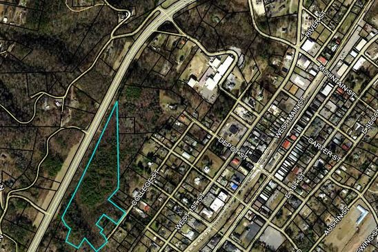 null bed null bath Vacant Land at  Hwy 515 Blue Ridge, GA, 30513 is for sale at 949k - google static map
