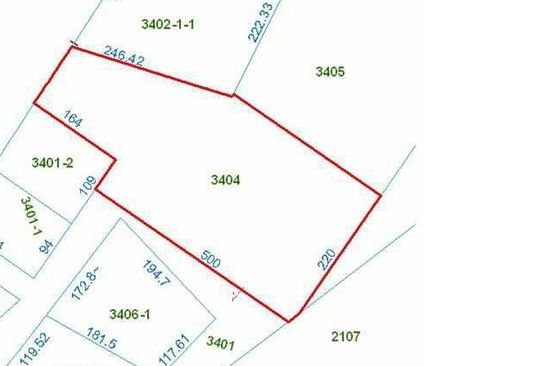 null bed null bath Vacant Land at 1300 N BLUE ANGEL PKWY PENSACOLA, FL, 32506 is for sale at 68k - google static map