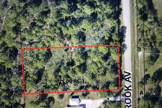 null bed null bath Vacant Land at 6200 BRABROOK AVE GRANT, FL, 32949 is for sale at 149k - google static map