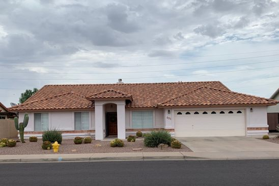 4 bed 2 bath Single Family at 651 S Winthrop Mesa, AZ, 85204 is for sale at 300k - google static map