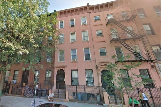 12 bed 4 bath Multi Family at 224 Monroe St Brooklyn, NY, 11216 is for sale at 2.10m - google static map