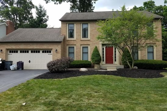 4 bed 3 bath Single Family at 536 Helmbright Dr Gahanna, OH, 43230 is for sale at 285k - google static map