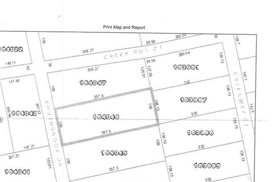 null bed null bath Vacant Land at 5133 Southbrook Dr Kings Mountain, NC, 28086 is for sale at 15k - google static map