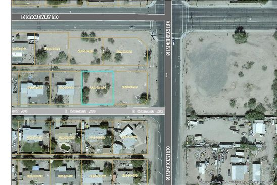 null bed null bath Vacant Land at 11548 E Crescent Ave Mesa, AZ, 85208 is for sale at 50k - google static map