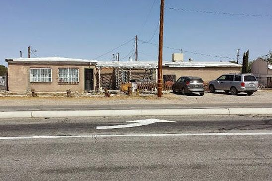 2 bed 1 bath Single Family at 26593 TWENTY MULE TEAM RD BORON, CA, 93516 is for sale at 15k - google static map