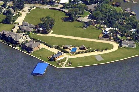 null bed null bath Vacant Land at 168 Marina Dr Gun Barrel City, TX, 75156 is for sale at 175k - google static map