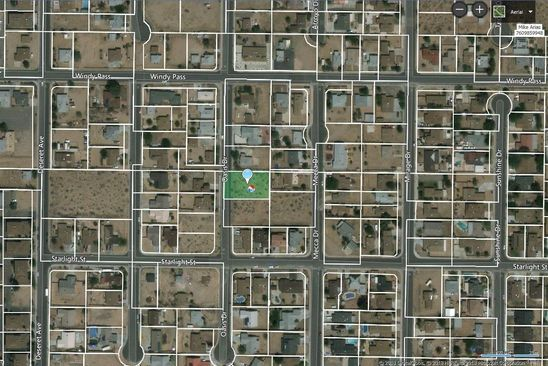 null bed null bath Vacant Land at 1241 Oasis Dr Barstow, CA, 92311 is for sale at 25k - google static map