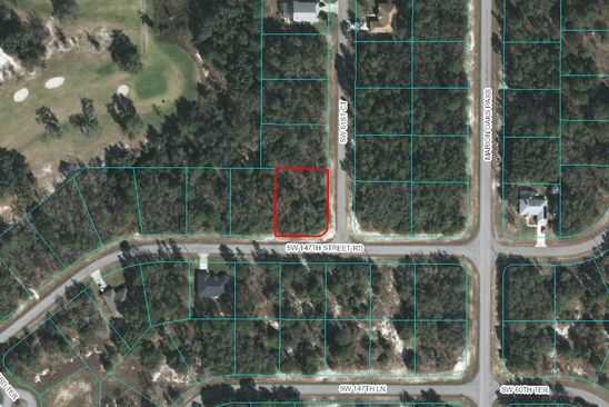 null bed null bath Vacant Land at  Tbd SW 147th Street Rd Ocala, FL, 34473 is for sale at 15k - google static map