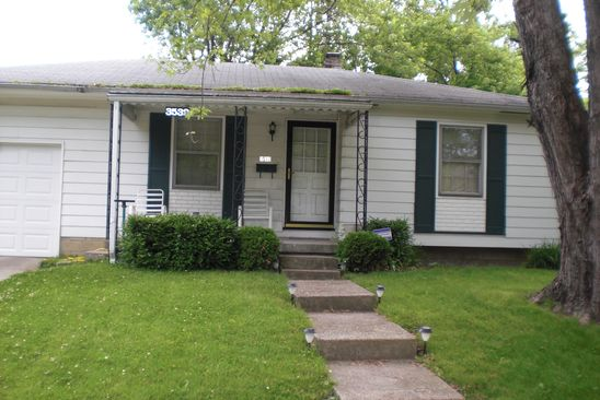 2 bed 1 bath Single Family at 3532 HARVEST AVE INDIANAPOLIS, IN, 46226 is for sale at 55k - google static map