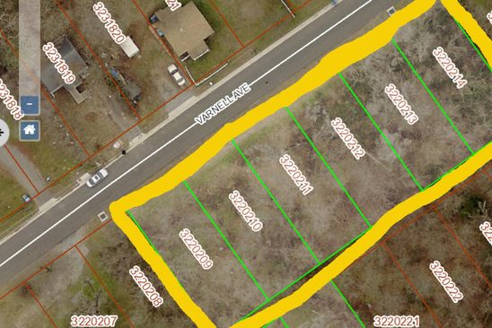 null bed null bath Vacant Land at 0 Varnell Ave Roanoke, VA, 24012 is for sale at 60k - google static map