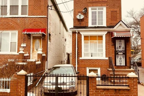 4 bed 2 bath Single Family at 5203 BEVERLEY RD BROOKLYN, NY, 11203 is for sale at 515k - google static map