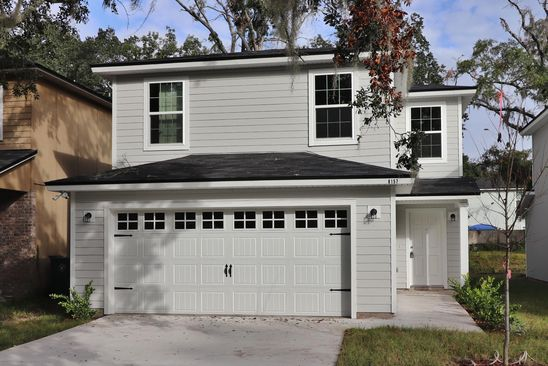 3 bed 3 bath Single Family at 8205 Oden Ave Jacksonville, FL, 32216 is for sale at 190k - google static map