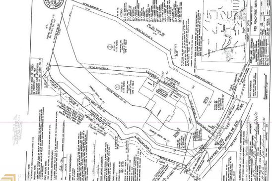 null bed null bath Vacant Land at 783 Peachtree Battle Ave NW Atlanta, GA, 30327 is for sale at 549k - google static map