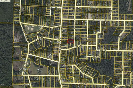null bed null bath Vacant Land at  Newberry Rd Youngstown, FL, 32466 is for sale at 11k - google static map