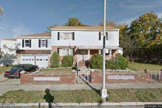 4 bed 2 bath Single Family at 11869 Francis Lewis Blvd Jamaica, NY, 11411 is for sale at 220k - google static map