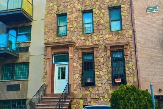 8 bed 4 bath Townhouse at 614 Willoughby Ave Brooklyn, NY, 11206 is for sale at 1.70m - google static map