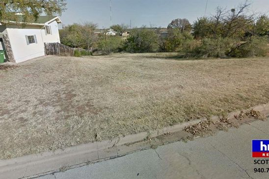 null bed null bath Vacant Land at 1803 Ridgemont Dr Wichita Falls, TX, 76309 is for sale at 14k - google static map